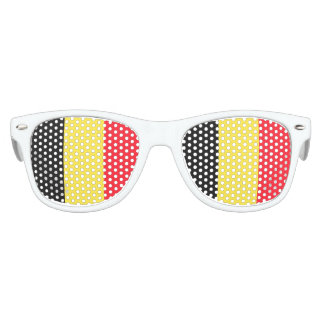 National Flag of Belgium Kids Sunglasses