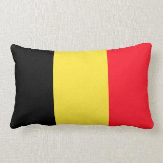 National Flag of Belgium Throw Cushion