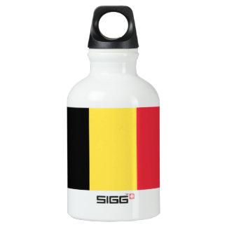 National Flag of Belgium Water Bottle