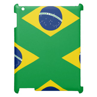 National Flag of Brazil, accurate proportion color Cover For The iPad 2 3 4