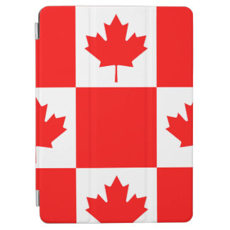 National Flag of Canada, maple leaf, high detailed iPad Air Cover