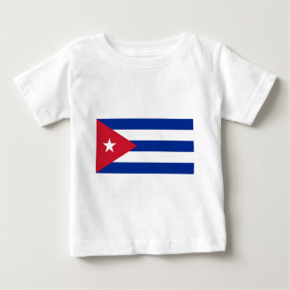 National flag of Cuba Baby T-Shirt