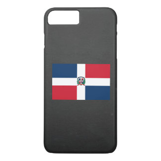 National Flag of Dominican Republic iPhone 7 Plus Case