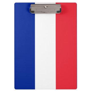 National Flag of France Clipboard