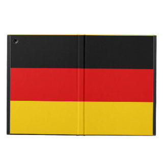 National Flag of Germany iPad Air Cover