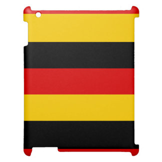 National Flag of Germany iPad Covers