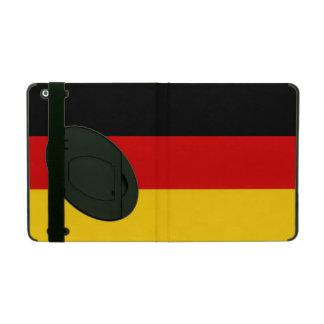 National Flag of Germany iPad Folio Case