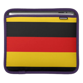 National Flag of Germany iPad Sleeve