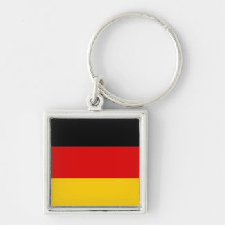 National Flag of Germany Key Ring