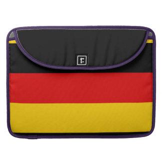 National Flag of Germany Sleeve For MacBooks