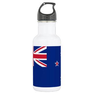 National Flag of New Zealand 532 Ml Water Bottle
