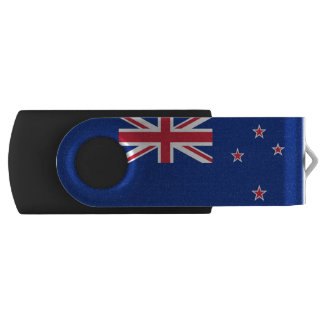 National Flag of New Zealand USB Flash Drive
