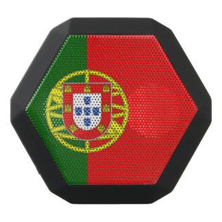 National Flag of Portugal Black Bluetooth Speaker