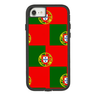 National Flag of Portugal Case-Mate Tough Extreme iPhone 8/7 Case