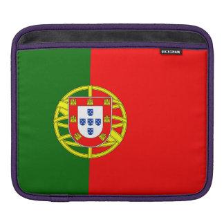 National Flag of Portugal iPad Sleeve