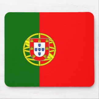 National Flag of Portugal Mouse Pad