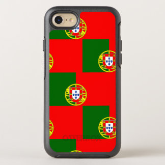 National Flag of Portugal OtterBox Symmetry iPhone 8/7 Case