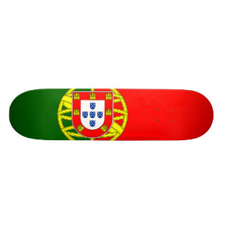 National Flag of Portugal Skate Board