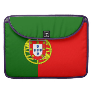 National Flag of Portugal Sleeve For MacBook Pro