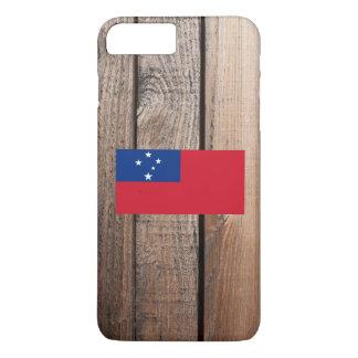 National Flag of Samoa iPhone 7 Plus Case