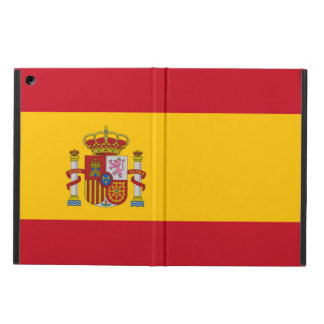 National Flag of Spain Cover For iPad Air