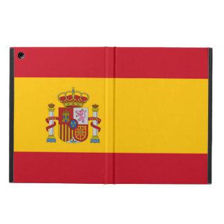 National Flag of Spain iPad Air Cover