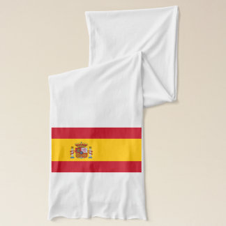 National Flag of Spain Scarf