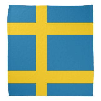 National Flag of Sweden Bandana