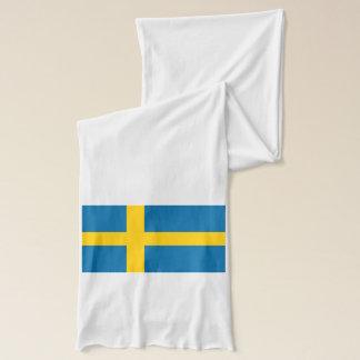 National Flag of Sweden Scarf
