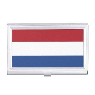 National Flag of the Netherlands, Holland, Dutch Business Card Holder