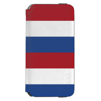 National Flag of the Netherlands, Holland, Dutch Incipio Watson™ iPhone 6 Wallet Case