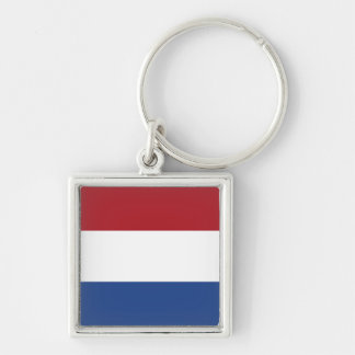 National Flag of the Netherlands, Holland, Dutch Key Ring