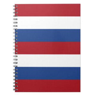 National Flag of the Netherlands, Holland, Dutch Notebooks