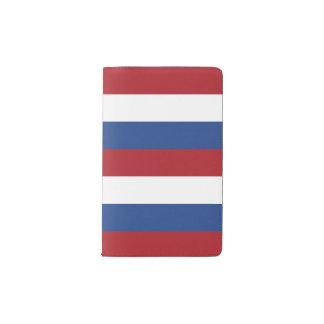 National Flag of the Netherlands, Holland, Dutch Pocket Moleskine Notebook