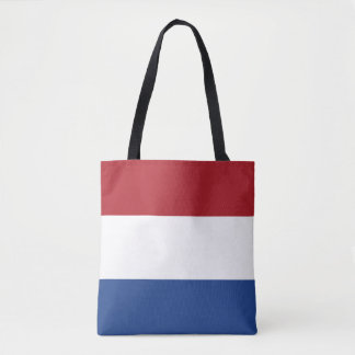 National Flag of the Netherlands, Holland, Dutch Tote Bag