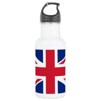 National Flag of the United Kingdom UK, Union Jack 532 Ml Water Bottle