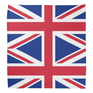 National Flag of the United Kingdom UK, Union Jack Bandana
