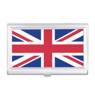 National Flag of the United Kingdom UK, Union Jack Business Card Holder