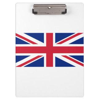 National Flag of the United Kingdom UK, Union Jack Clipboard