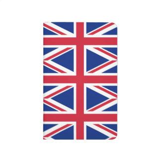 National Flag of the United Kingdom UK, Union Jack Journal