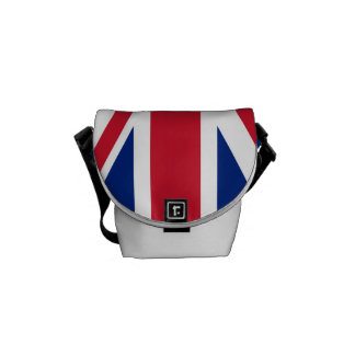 National Flag of the United Kingdom UK, Union Jack Messenger Bag