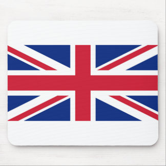 National Flag of the United Kingdom UK, Union Jack Mouse Pad