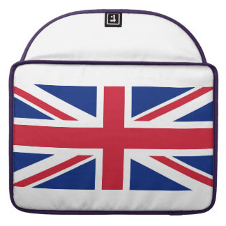 National Flag of the United Kingdom UK, Union Jack Sleeve For MacBook Pro