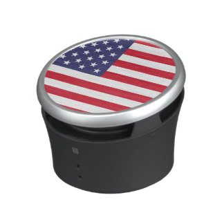 National Flag of the United States of America Bluetooth Speaker