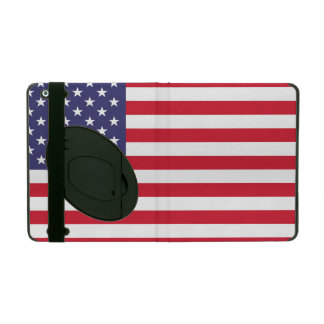 National Flag of the United States of America iPad Folio Case