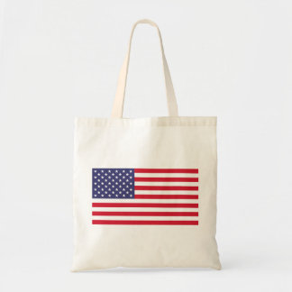 National Flag of the United States of America Tote Bag