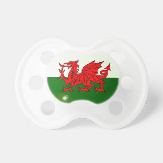 National Flag of Wales Button Dummy