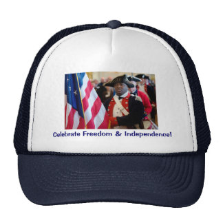 National Freedom Flag Hats