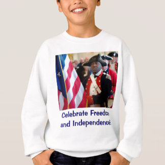National Freedom Flag Sweatshirt