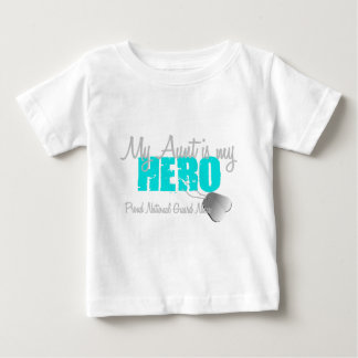 National Guard Niece Hero Aunt T Shirts